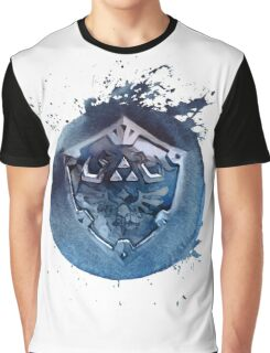 Hyrule Shield Zelda Graphic T-Shirt
