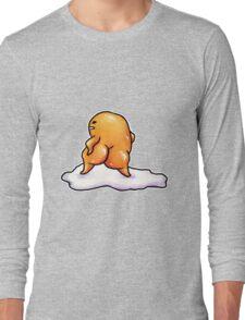 Sexy Gudetama  Long Sleeve T-Shirt