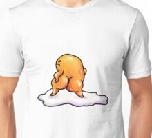 Sexy Gudetama (no background) Unisex T-Shirt