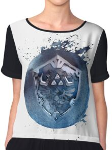 Hyrule Shield Zelda Chiffon Top