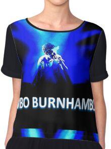 Bo Burnham Chiffon Top