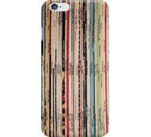 Blue Note Vinyl Records iPhone Case/Skin