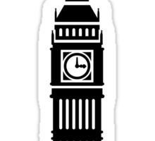 London Big Ben Sticker