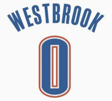 Russell Westbrook One Piece - Long Sleeve