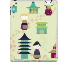 China Dolls iPad Case/Skin