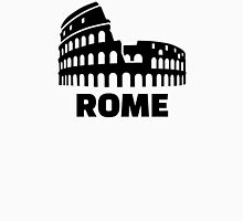 Rome colosseum Womens Fitted T-Shirt