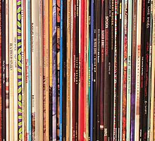 Vinyl Records Indie Rock  by Iheartrecords