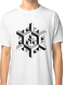 Geometric - Doug Fawkes Classic T-Shirt