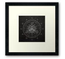 Legend Of Zelda - Hyrule Historia Framed Print
