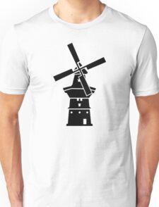 Dutch windmill Unisex T-Shirt