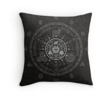 Legend Of Zelda - Hyrule Historia Throw Pillow