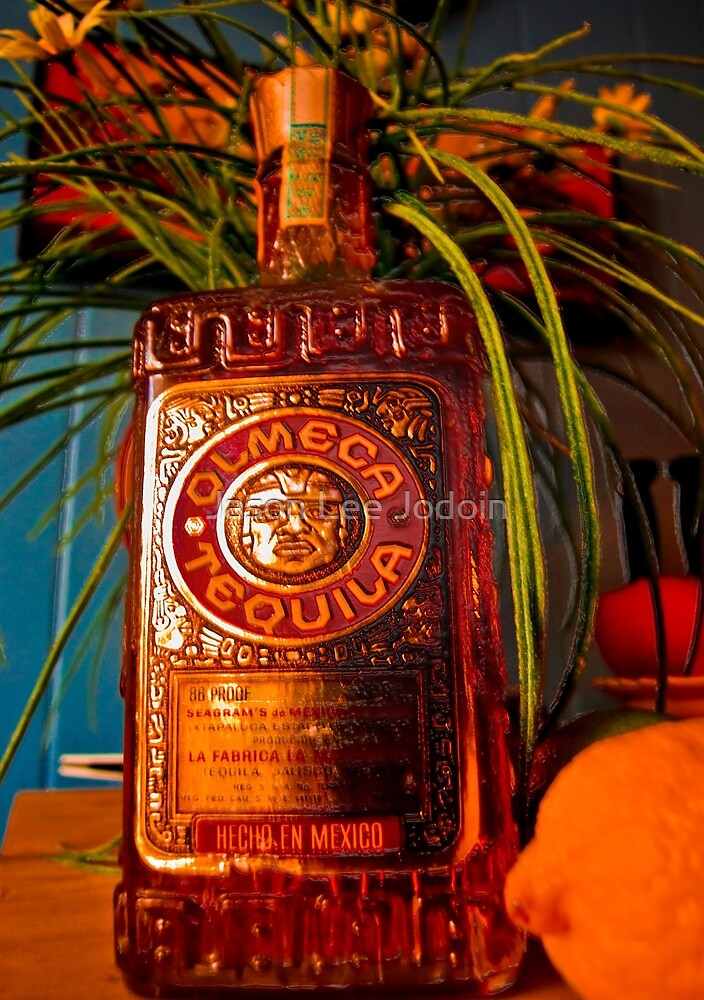 Olmeca Tequila by Jason Lee Jodoin