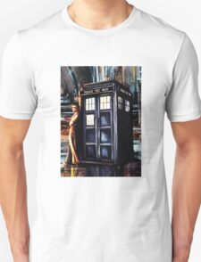 Doctor Who Art Painting Unisex T-Shirt