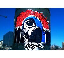 Urban Bandit Photographic Print