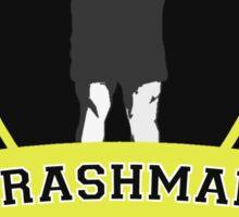 It's Always Sunny in Philadelphia Frank Reynolds Trashman Wrestling Print Sticker