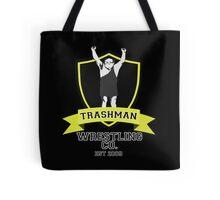 It's Always Sunny in Philadelphia Frank Reynolds Trashman Wrestling Print Tote Bag