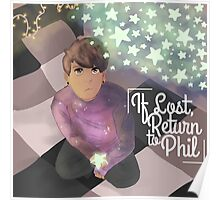 If Lost, Return to Phil Poster