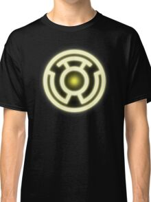 YELLOW LANTERN - FEAR! Classic T-Shirt