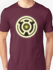 YELLOW LANTERN - FEAR! Unisex T-Shirt