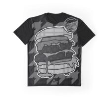 GlamBurger B&W Graphic T-Shirt