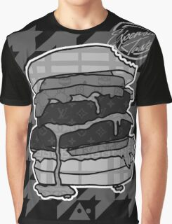 GlamBurger B&W Graphic T-Shirt
