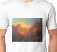 The Gates At The Lake. Unisex T-Shirt