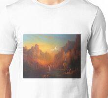 The Gates At The Lake. Unisex T-Shirt