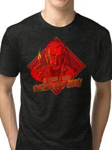 He is BOB Tri-blend T-Shirt