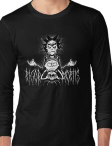 RIGOR MORTIS Long Sleeve T-Shirt