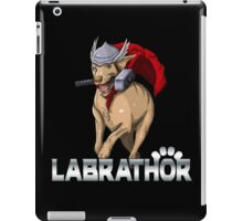 Labrathor iPad Case/Skin