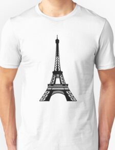 Eiffel Tower Unisex T-Shirt
