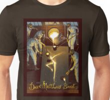 DAVE MATTEWS BAND 2016 - FIRST NIAGARA PAVILION - BURGETTSTOWN, PA Unisex T-Shirt