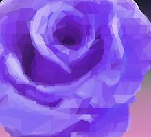 A Rose of a Different Color by JCreate