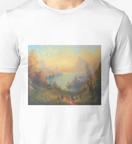 The Town On The Lake Unisex T-Shirt
