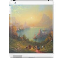 The Town On The Lake iPad Case/Skin