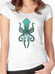 Soul Tee - A Kraken's Dream Women's Fitted Scoop T-Shirt