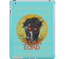 STAR LORD iPad Case/Skin