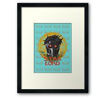STAR LORD Framed Print