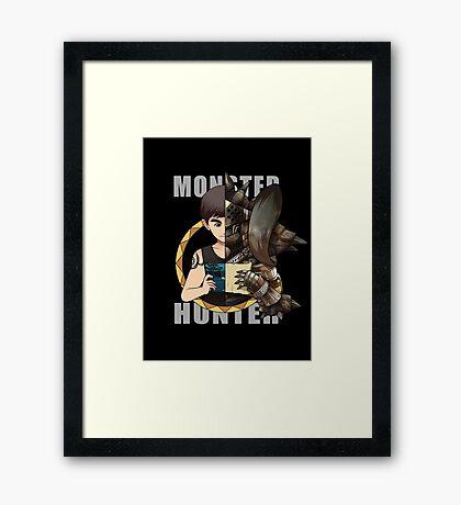Hunter's Life (John Custom) Framed Print