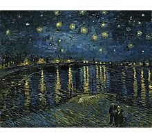 Vincent Van Gogh - Starry Night, 1888  Photographic Print