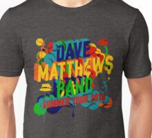 DAVE MATTEWS BAND - SUMMER TOUR 2016 HOT SELLER Unisex T-Shirt
