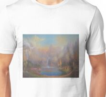 The Mirrored Lake Unisex T-Shirt