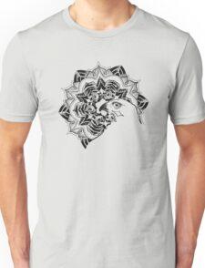 flower eagle eyes Unisex T-Shirt