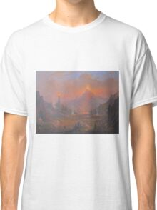 The Lands Of Shadow Classic T-Shirt