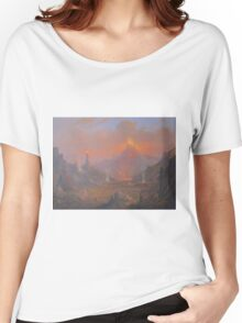 The Lands Of Shadow Women's Relaxed Fit T-Shirt