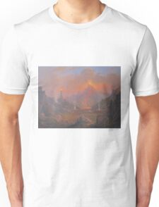 The Lands Of Shadow Unisex T-Shirt