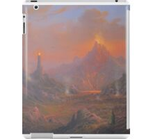 The Lands Of Shadow iPad Case/Skin