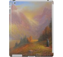 Old Friends (A chance encounter) iPad Case/Skin