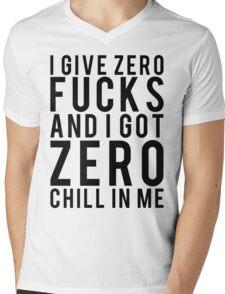SIDE 2 SIDE Mens V-Neck T-Shirt