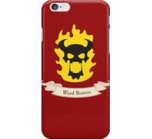 Word Bearers - Warhammer iPhone Case/Skin